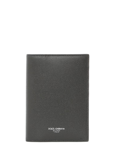 Dolce&Gabbana Pasaportluk Siyah